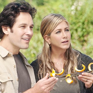 Paul Rudd stars as George and Jennifer Aniston stars as Linda in Universal Pictures' Wanderlust (2012). Photo credit by Gemma La Mana.
