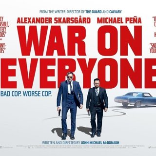 War on Everyone photo