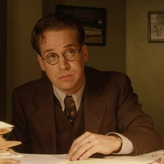 T.R. Knight stars as Harold Parrott in Warner Bros. Pictures' 42 (2013) - warner-bros-42-04