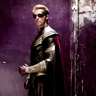 Watchmen - Matthew Goode stars as Adrian Veidt, aka Ozymandias in Warner Bros Films' Watchmen (2009)