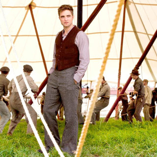 Water for Elephants - Robert Pattinson stars as Jacob Jankowski in 20th Century Fox's Water for Elephants (2011)
