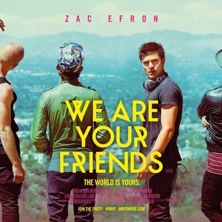 Poster of Warner Bros. Pictures' We Are Your Friends (2015) - we-are-your-friends-poster03