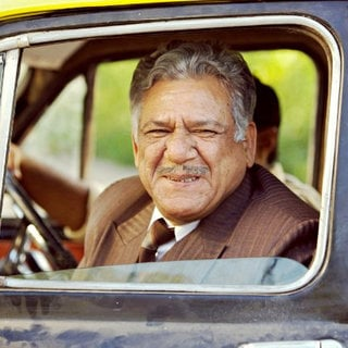 Om Puri stars as George Khan in Icon Film Distribution's West Is West (2011)