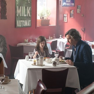 Onata Aprile stars as Maisieand Steve Coogan stars as Beale in Millennium Entertainment's What Maisie Knew (2013)