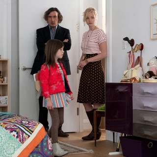Steve Coogan, Onata Aprile and Joanna Vanderham in Millennium Entertainment's What Maisie Knew (2013)