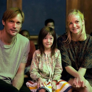 Alexander Skarsgard stars as Lincoln and Onata Aprile stars as Maisie in Millennium Entertainment's What Maisie Knew (2013)