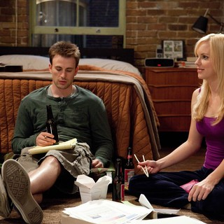 Chris Evans stars as Colin Shea and Anna Faris stars as Ally Darling in 20th Century Fox's What's Your Number? (2011)