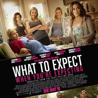 Poster of Lionsgate Films' What to Expect When You're Expecting (2012)