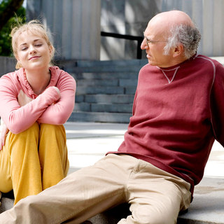 Evan Rachel Wood stars as Melodie St. Ann Celestine and Larry David stars as Boris Yellnikoff in Sony Pictures Classics' Whatever Works (2009) - whatever_works02