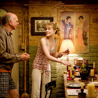 Larry David stars as Boris Yellnikoff and Evan Rachel Wood stars as Melodie St. Ann Celestine in Sony Pictures Classics' Whatever Works (2009) - whatever_works03