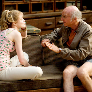 Evan Rachel Wood stars as Melodie St. Ann Celestine and Larry David stars as Boris Yellnikoff in Sony Pictures Classics' Whatever Works (2009). Photo credit by Jessica Miglio. - whatever_works04