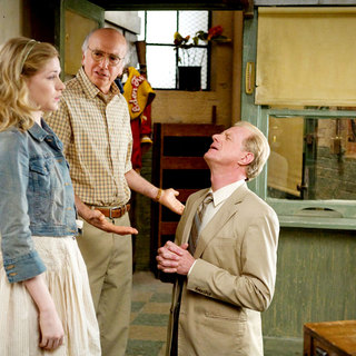 Evan Rachel Wood, Larry David and Ed Begley Jr. in Sony Pictures Classics' Whatever Works (2009) - whatever_works10
