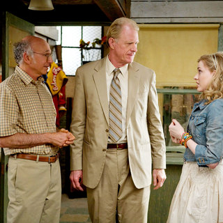 Larry David, Ed Begley Jr. and Evan Rachel Wood in Sony Pictures Classics' Whatever Works (2009). Photo credit by Jessica Miglio. - whatever_works11
