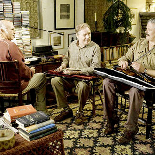 Larry David, Michael McKean and Conleth Hill in Sony Pictures Classics' Whatever Works (2009). Photo credit by Jessica Miglio. - whatever_works27