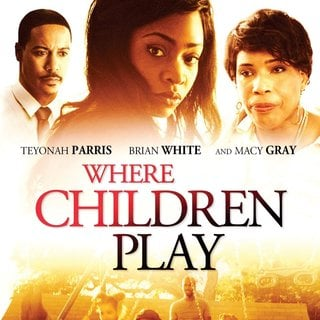 Poster of RLJ Entertainment's Where Children Play (2015) - where-children-play-poster01