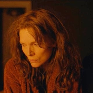 Michelle Pfeiffer stars as Kyra and Kiefer Sutherland stars as Doug in Great Point Media's Where Is Kyra? (2018)