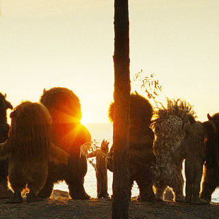 A scene from Warner Bros. Pictures' Where the Wild Things Are (2009)