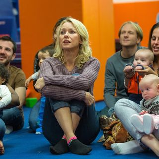 Naomi Watts stars as Cornelia in A24's While We're Young (2015)