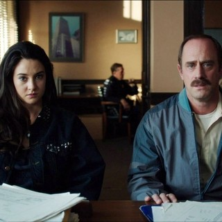 Shailene Woodley stars as Kat Connor and Christopher Meloni stars as Brock in Magnolia Pictures' White Bird in a Blizzard (2014)