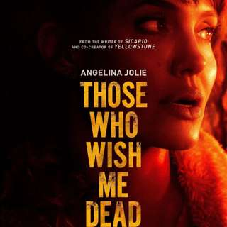 Poster of Those Who Wish Me Dead (2021)