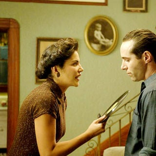 Marika Dominczyk stars as Revetta Chess and Alessandro Nivola stars as Leonard Chess in International Film Circuit's Who Do You Love (2010)