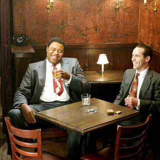 Chi McBride stars as Willie Dixon and Alessandro Nivola stars as Leonard Chess in International Film Circuit's Who Do You Love (2010)