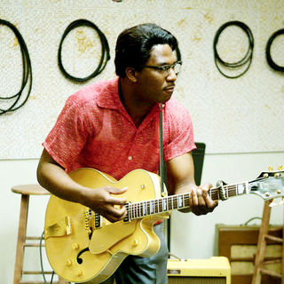 Robert Randolph stars as Bo Diddley in International Film Circuit's Who Do You Love (2010)