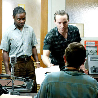 David Oyelowo stars as Muddy Waters and Alessandro Nivola stars as Leonard Chess in International Film Circuit's Who Do You Love (2010)