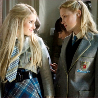 Wild Child - Emma Roberts stars as Poppy and Kimberley Nixon stars as Kate in Universal Pictures' Wild Child (2009)