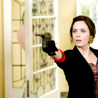 Emily Blunt stars as Rose in Freestyle Releasing's Wild Target (2010) - wild_target14