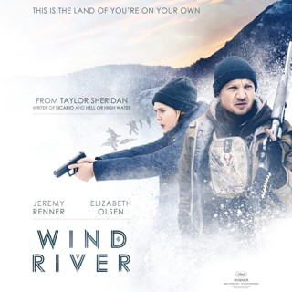 Poster of The Weinstein Company's Wind River (2017)