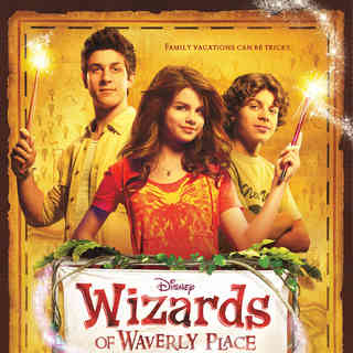Wizards of Waverly Place: The Movie Picture 3