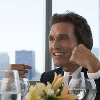 Wolf of Wall Street, The - Matthew McConaughey stars as Mark Hanna in Paramount Pictures' The Wolf of Wall Street (2013)