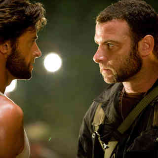 Hugh Jackman stars as Logan/Wolverine and Liev Schreiber stars as Victor Creed/Sabretooth in The 20th Century Fox Pictures' X-Men Origins: Wolverine (2009)