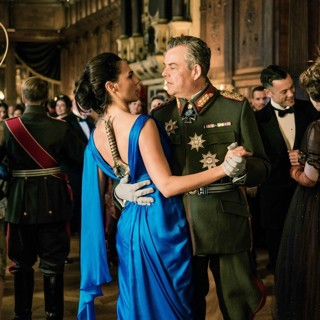 Gal Gadot stars as Diana Prince/Wonder Woman and Danny Huston stars as Ludendorff in Warner Bros. Pictures' Wonder Woman (2017) - wonder-woman-img09