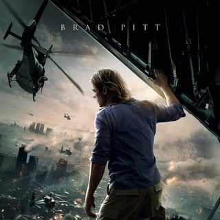 World War Z - Brad Pitt stars as Gerry Lane in Paramount Pictures' World War Z (2013)