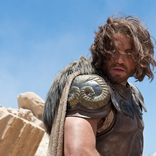 Wrath of the Titans - Edgar Ramirez stars as Ares in Warner Bros. Pictures' Wrath of the Titans (2012). Photo credit by Jay Maidment.