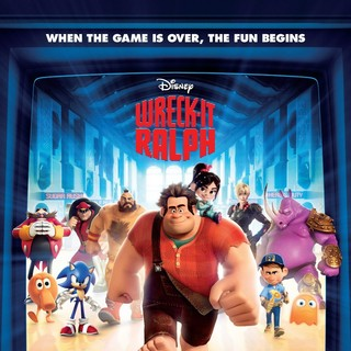 Wreck-It Ralph Picture 22