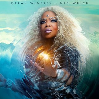 Wrinkle in Time, A - Poster of Walt Disney Pictures' A Wrinkle in Time (2018)