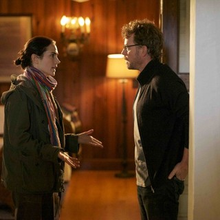 Jennifer Connelly stars as Erica and Greg Kinnear stars as William Borgens in Millennium Entertainment's Stuck in Love (2013) - writers06