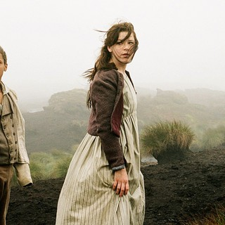 Solomon Glave stars as Young Heathcliff and Shannon Beer stars as Young Catherine Earnshaw in Oscilloscope Laboratories' Wuthering Heights (2012)