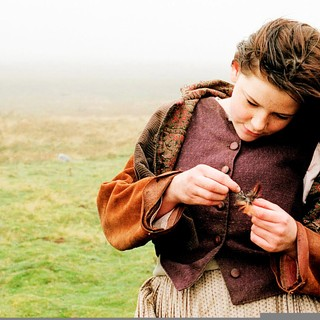 Shannon Beer stars as Young Catherine Earnshaw in Oscilloscope Laboratories' Wuthering Heights (2012)