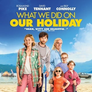 Poster of Lionsgate Films' What We Did on Our Holiday (2015) - wwd-on-our-holiday-pstr03
