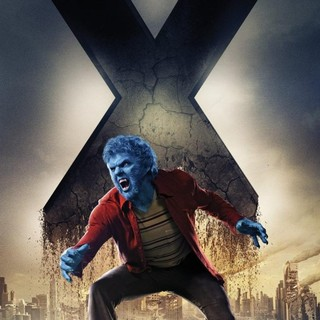 X-Men: Days Of Future Past - Nicholas Hoult stars as Hank McCoy/Beast in 20th Century Fox's X-Men: Days of Future Past (2014)
