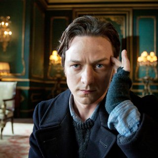 James McAvoy stars as Professor Charles Xavier in 20th Century Fox's X-Man: First Class (2011)