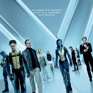 Poster of 20th Century Fox's X-Men: First Class (2011)