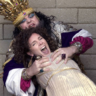 Oliver Platt stars as High Priest in Columbia Pictures' Year One (2009) - year_one36