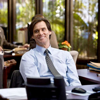 Yes Man - Jim Carrey stars as Carl Allen in Warner Bros. Pictures' Yes Man (2008). Photo credit by Melissa Moseley.