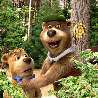A scene from Warner Bros. Pictures' Yogi Bear (2010)