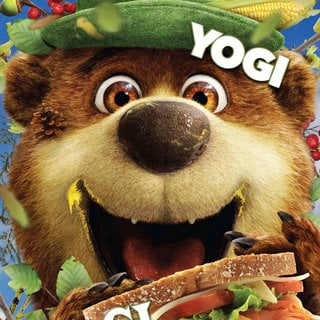 Poster of Warner Bros. Pictures' Yogi Bear (2010)